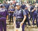 Proponen desarmar a policía municipal