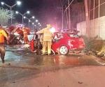 Consterna tragedia en la Carretera Nacional