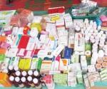 Retiran medicinas de venta en tianguis