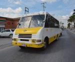 ¿Cómo calificas el servicio de transporte público en Reynosa?