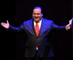 Aplicaba Javier Duarte falsas quimioterapias a niños con cáncer en Veracruz