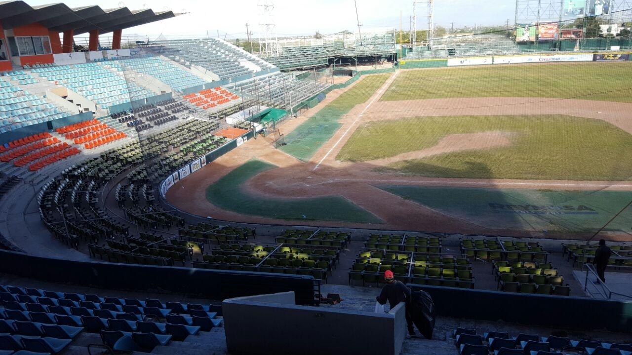 Dan banderazo para el inicio de rescate de espacios deportivos en Reynosa.