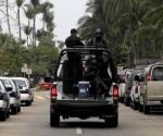 Reportan a tres elementos de la Marina perdidos en Veracruz