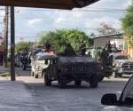 Chocan marinos y policías contra sicarios en Matamoros y Río Bravo: van 8 muertos