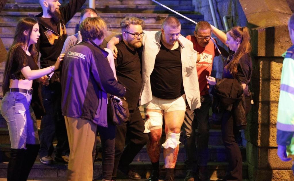 Un show que la cantante estadounidense Ariana Grande ofreció en Manchester terminó en tragedia, debido a explosiones que se registraron en la zona.
