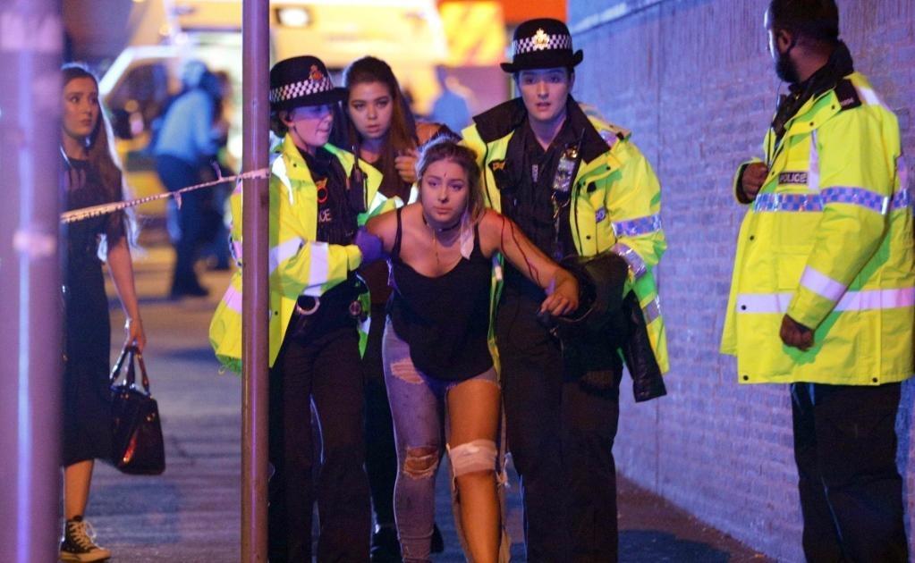La Policía de Manchester informó que hay muertos y heridos