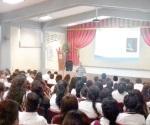DIF Reynosa lleva prevención a más de 12 mil jóvenes