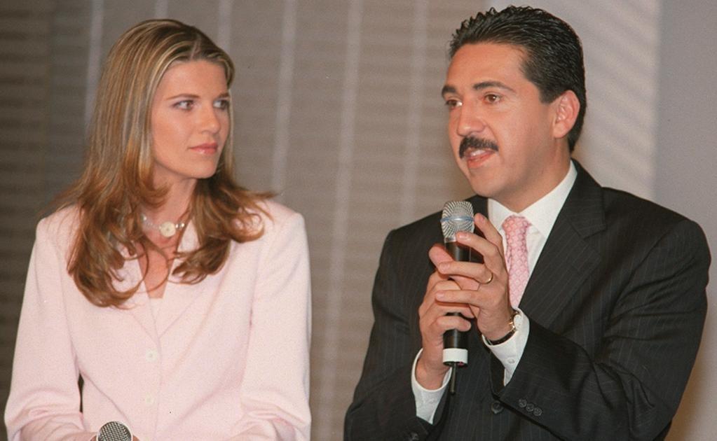 En Hechos meridiano hizo una famosa mancuerna con Jorge Zarza. FOTO: ARCHIVO