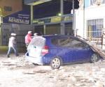 Suman 5 muertos tras sismo en Guatemala