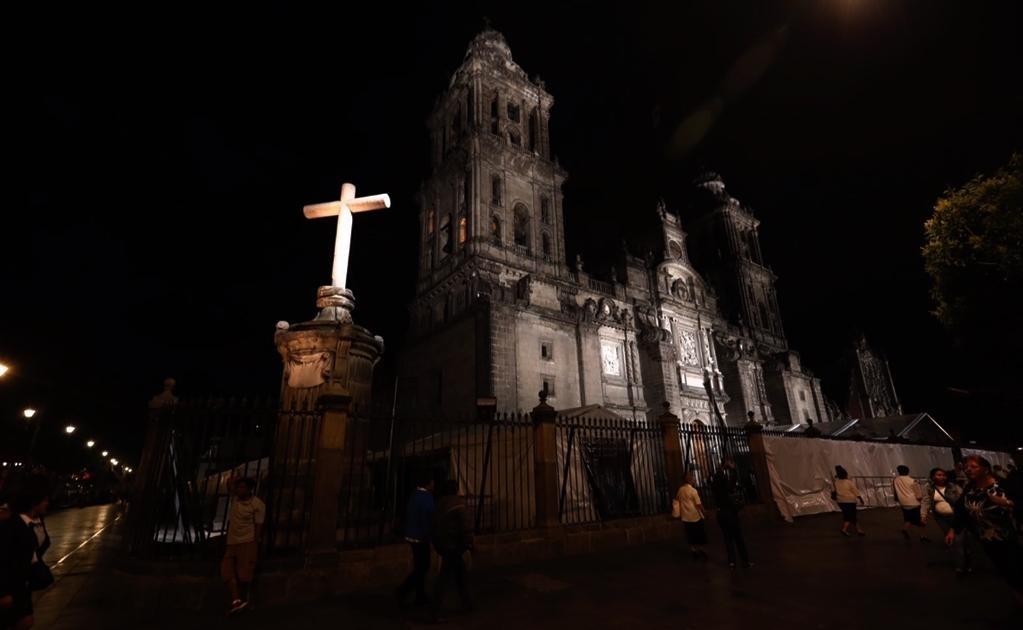 La secretaria de Cultura federal afirmó que este proyecto es el inicio de una serie de acciones para cuidar el patrimonio que representa la Catedral Metropolitana. Foto: Yadín Xolalpa/EL UNIVERSAL