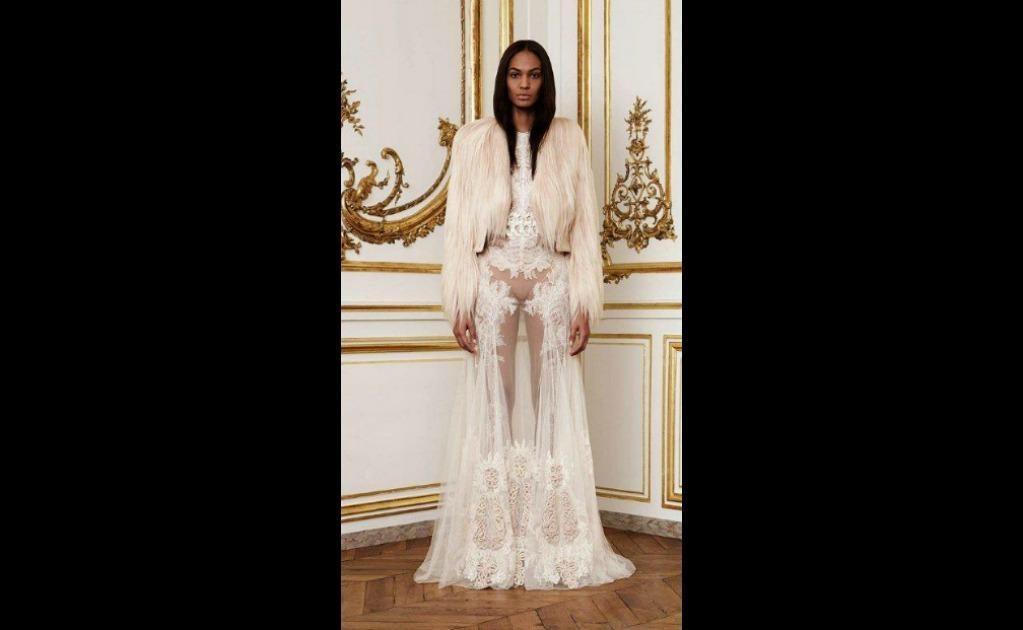 Givenchy by Ricardo Tisci Otoño- invierno 2010, Cortesía Ag Nauta Couture