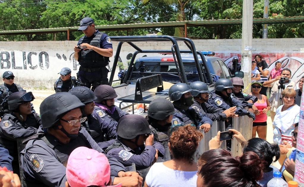 Una riña entre dos grupos de reos dejó como saldo 28 muertos dentro del Centro de Readaptación Social (Cereso) de Acapulco. Foto: Xinhua