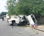 Policías abaten a 4 al repeler ataque