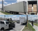 Recuperan agentes estatales 500 pantallas de televisión tipo Smart TV robadas en Reynosa