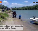 Localizan cadáver de menor ahogado el pasado domingo