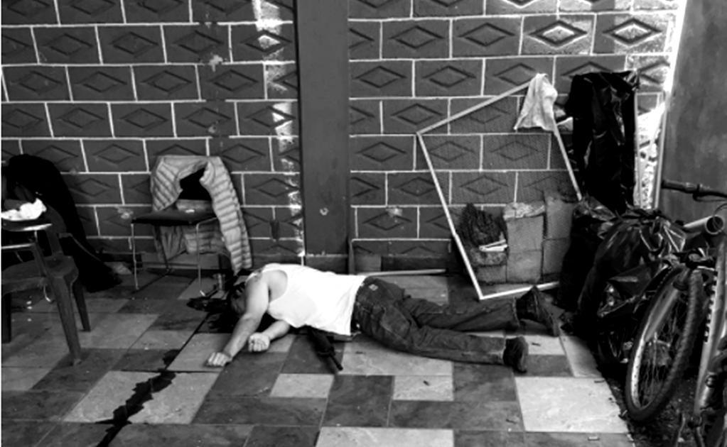 """Autoridades federales abatieron a Felipe de Jesús """"N"""", alias El Ojos, líder del cártel de Tláhuac, el cual comercializa droga al Oriente de la Ciudad de México y Ciudad Universitaria. Foto: Especial"""