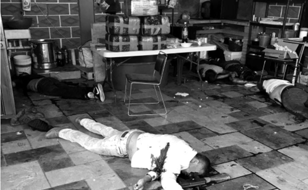 Elementos de la Secretaría de Marina (Semar) y de la Policía Federal (PF) realizaron un operativo en la colonia La Conchita Zapotitlán, en la delegación Tláhuac, al oriente de la Ciudad de México, donde junto con el líder del cártel de Tláhuac murieron si