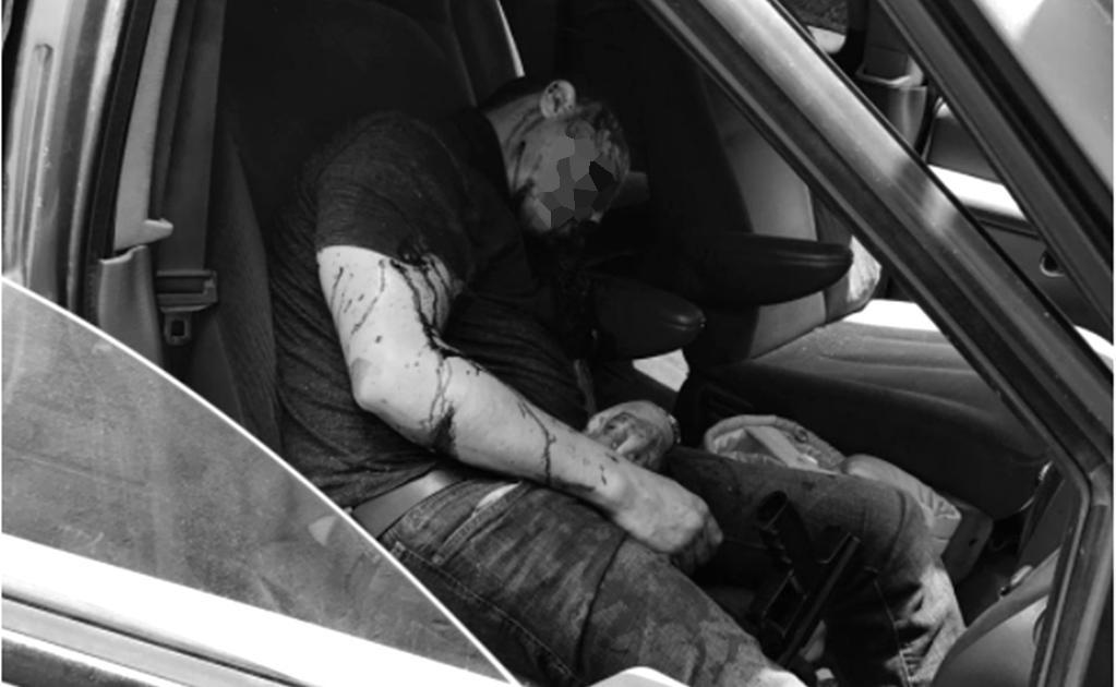 El Ojos inició una balacera, junto con tres de sus sicarios, que duró aproximadamente 10 minutos para evitar su captura. Foto: Especial