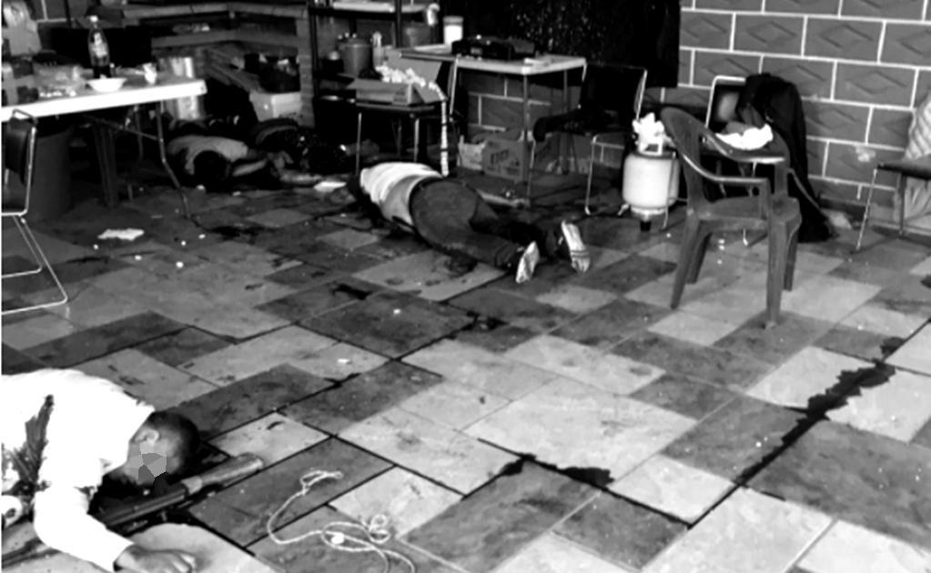 Los efectivos federales acudieron con tanquetas y equipos especiales para la detención de El Ojos, a quien se le vincula por lo menos con 70 ejecuciones de 2012 a la fecha por el control de la venta de drogas al menudeo en la Ciudad de México. Foto: Esp
