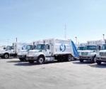 Capacitarán a personal sobre el manejo de los camiones recolectores