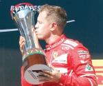 ¡1-2 por Ferrari!