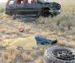 Fatal accidente carretero