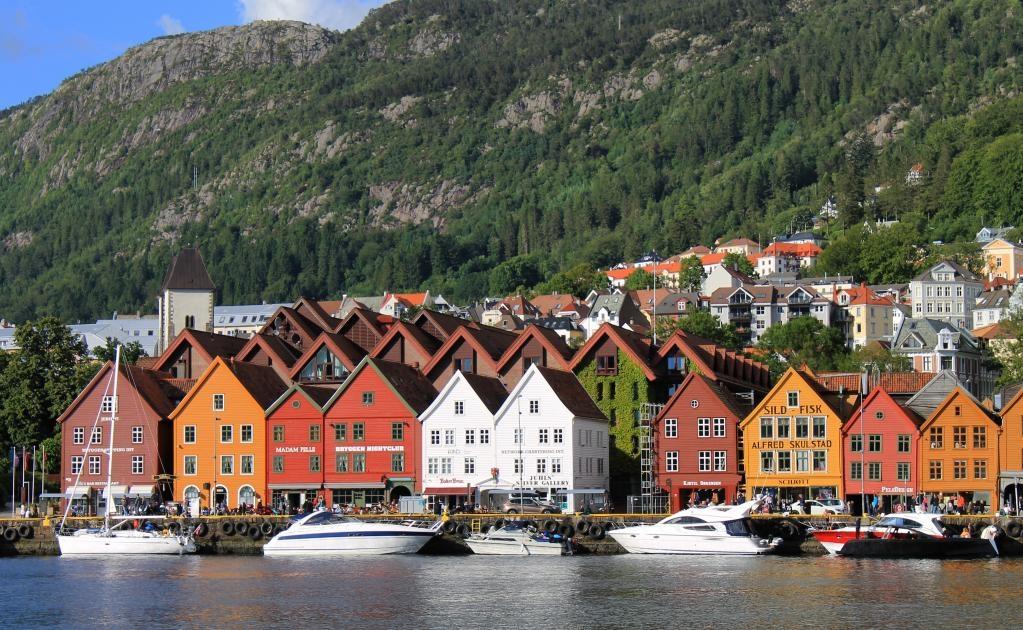 Bergen llegó a ser la ciudad más grande en Escandinavia durante la Edad Media. (Foto: Istock)