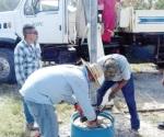 Garantizan el abasto de agua en Puerta del Sol