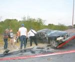 Investigan un fatal accidente
