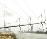 Caos en Nuevo León por lluvias