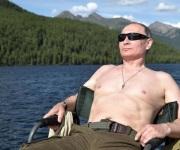 Las vacaciones siberianas de Vladimir Putin