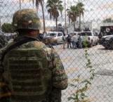 Reportan detonaciones dentro de Penal de Reynosa