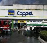 Incendio en Coppel Periférico; no hay lesionados
