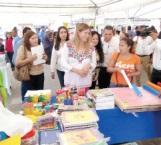 Inaugura alcaldesa Feria de Regreso a Clases 2017