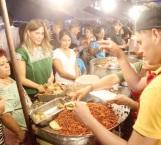 Disfrutan Festival del Taco 2017 más de 3 mil personas