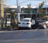 Persecución y tiroteo en Reynosa: pistolero muerto y 7 heridos