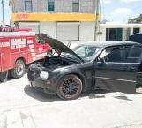 Evitan bomberos incendio de graves consecuencias
