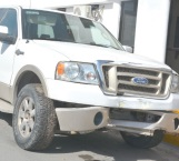 Vinculan a proceso a poseedor de una camioneta robada