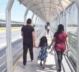 Atracan a profesionista por puente internacional