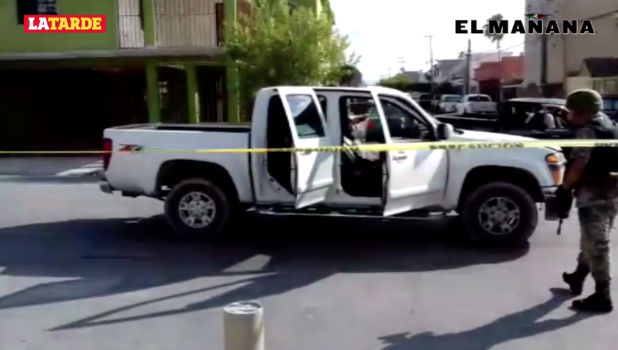 Amanece Reynosa violento