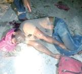 Muere motociclista, choca con vehículo