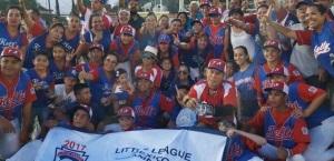 ¿Cómo le irá al equipo nacional de la Treviño Kelly que participa en el Mundial de Beisbol Infantil en Williamsport?