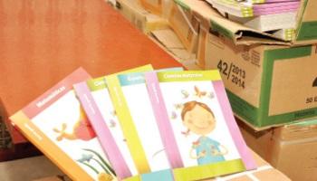 Entregarán libros sólo a los padres