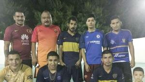 Concluye 'Torneo de Barrios' de fut