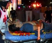 Hieren a 3 hombres a balazos en un bar de Monterrey