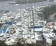 Irma deja 11 muertos y miles sin techo en el caribe