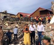 Peña Nieto declara luto nacional por sismo