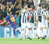 Vacuna Messi a Buffon