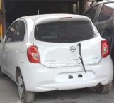 Al penal poseedor de auto robado