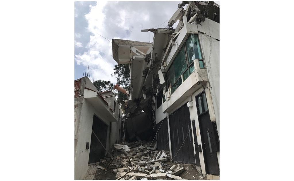 En Guerrero, el gobernador Héctor Astudillo reportó que tras el sismo de 7.1 grados sólo hay afectaciones menores.
